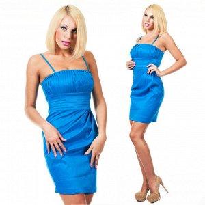 платье на стройную девушку яркого цвета