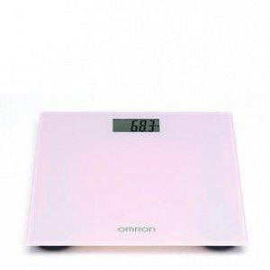 Напольные весы OMRON HN-289 (розовый)