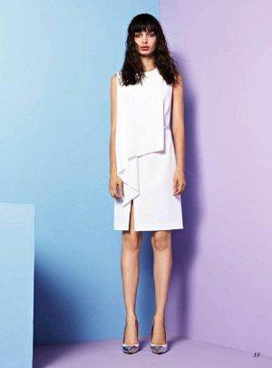 Платье Италия коралловое Блум**арин
