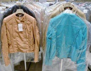 Продам куртку бирюзовую