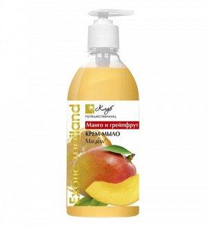 """Крем-мыло """"Манго. Грейпфрут."""" 68/16 (530 мл.)"""