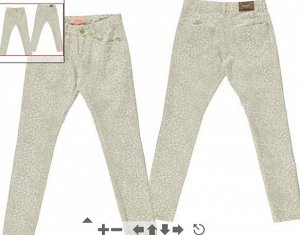 Стильные джинсы фирмы Майорал (Испания) на рост 152