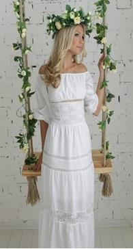 пристрою платье на лето