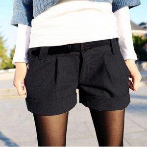 Теплые шорты, размер 40