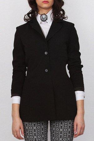 Дизайнерский пиджак с открытой спиной by Nastya Sergeeva