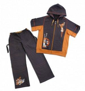 Детский костюм (джемпер+брюки) на рост 122 см., Цвет как на фото