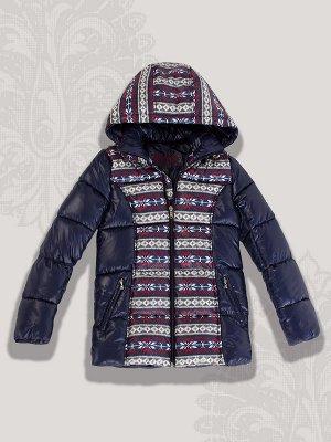 Куртка Merlion для девочки зима