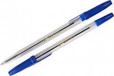 Ручка шариковая OfficeSpace синяя, 0,7мм