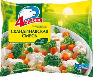 """Скандинавская смесь """"4 сезона""""  400г"""