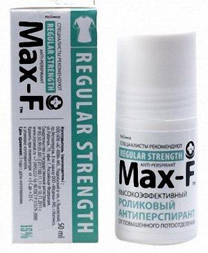 Антиперспирант Max-F NoSweat 15%