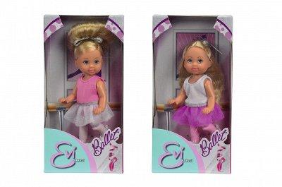 """Нескучные Игры и развивашки- Огромный выбор подарков!   — 51.4 Куклы """"Evi"""", """"Steffi"""" — Куклы и аксессуары"""
