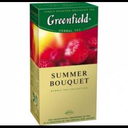 Чай Гринфилд Summer Bouquet 2г 1/25/10
