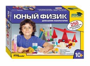 """Домашняя лаборатория """"Юный физик"""" 76093"""