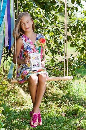 Платье Платье трикотажное цвет как на фото НО без цветка
