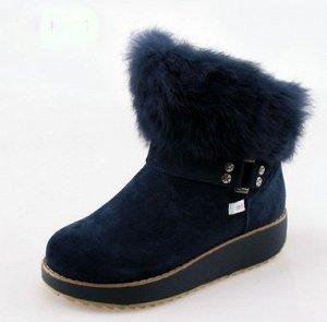 *Самая лучшая зимняя обувь.
