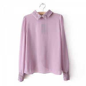 Шифоновая блузка, размер 42-44