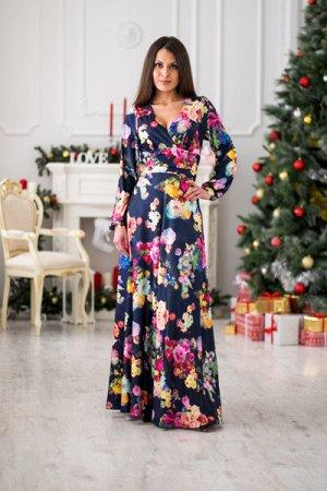 Летнее платье 42-44 разм