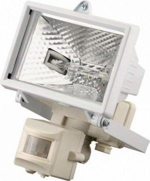 Прожектор галогеновый СВЕТОЗАР с датчиком движения