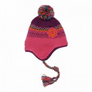 Отличная зимняя шапочка Deux par Deux на ог 46-48 Дешевле СП