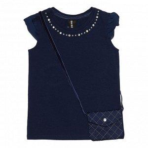 Шикарная праздничная блузка-футболка фото замеры