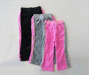 Велюровые брюки (цвета разные!)