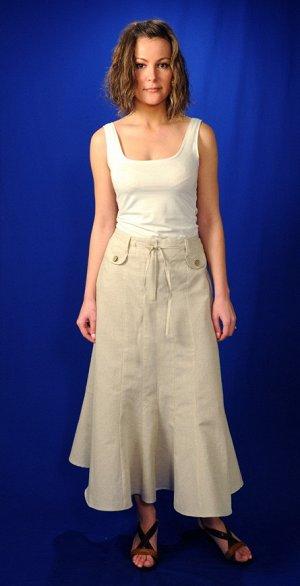 Льняная юбка дешевле СП