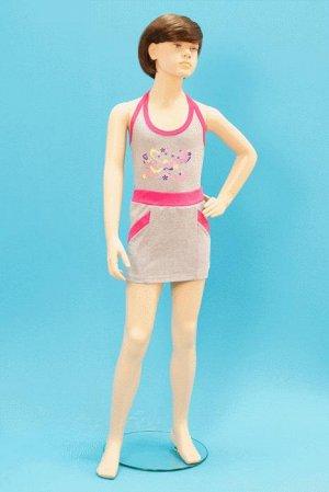 Комплект юбка+ майка р.34