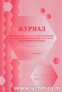 Журнал ознакомления с результатами экзаменов государственной (итоговой) аттестации выпускников 9 классов.