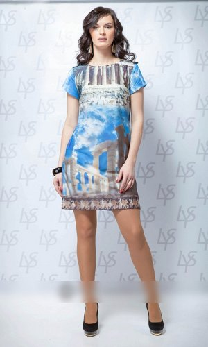 платье на 50-52 размер