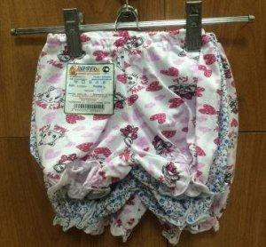 Панталоны 100%хб нет  гарантии по цвету