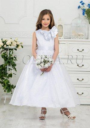 Элегантное, праздничное платье для маленьких принцесс