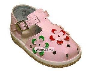 сандалики на девочку