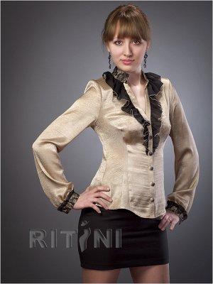 """Блуза """"Даниела"""" Раз. 50, цена 370, цвет как на фото"""