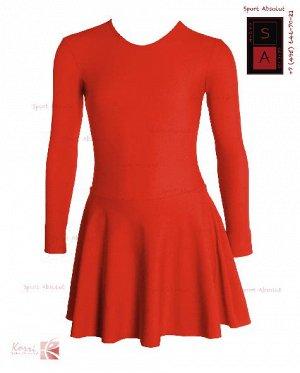 Рейтинговое платье Р 29-011 ПА красный
