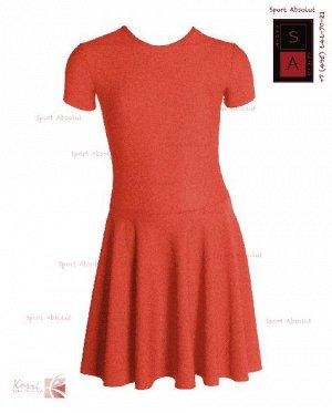 Рейтинговое платье Р 30-011 ПА красный