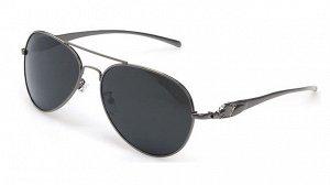 Поляризованные очки в оправе графит