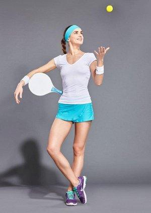 Юбка-шорты для зала и тенниса