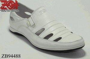 Мужские туфли 43 размер (натуральная кожа)