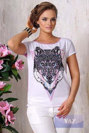 блуза (футболка)  как на фото