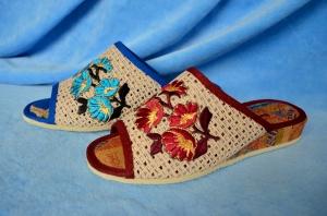 Пантолеты на каблуке