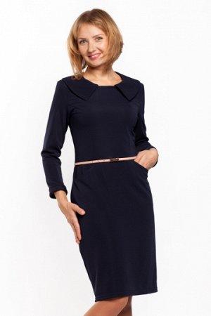 Платье офисный вариант