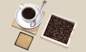 смесь Отличная смесь Латиноамериканской арабики и Вьетнамской робусты. Для тех, кто любит крепкий бодрящий кофе. Смесь лучше проявляет себя в эспрессо и капучино. Отлично подходит для автоматических м