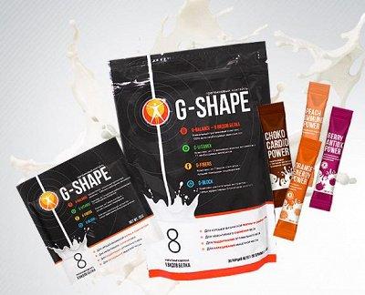 Gloryon -  Забота о вашем здоровье!  — G-Shape – это правильное, полноценное, здоровое питание — БАД