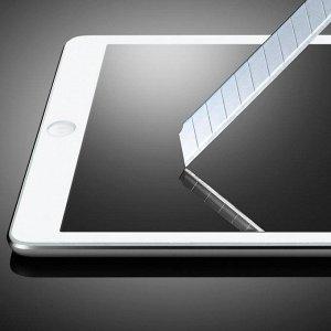 Стекло защитное закаленное 0,26 мм на ровную часть экрана iPad