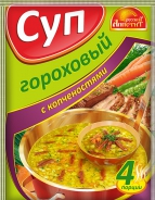 Русский Аппетит суп Гороховый с копченностями