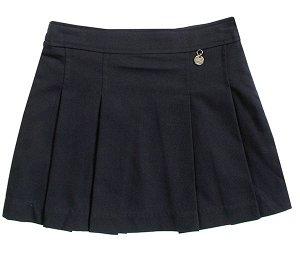 Юбку школьную, черную, размер 134-140