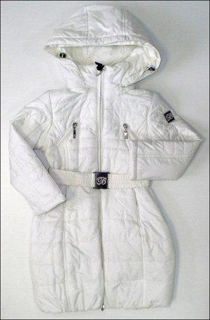 Пальто Borelli на рост 122-128 см, реал фото