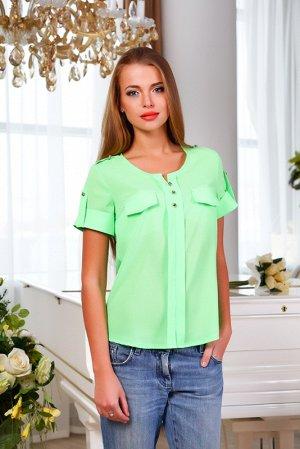 яркая, кислотная  блуза
