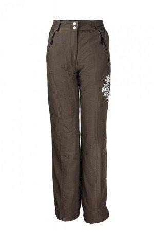Симпатичные теплые брюки