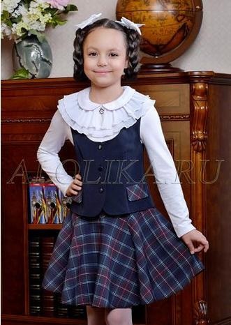 Большой выбор школьной одежды от Росс.производителя — Костюмы для девочек. Распродажа — Одежда для девочек